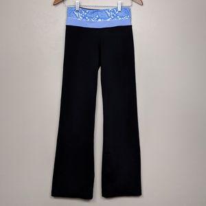 Lululemon Flare Leg Yoga Pant Size 4